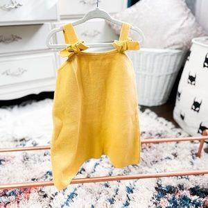 3-4Y Girls Knit Dress
